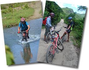 "Bicycle tours with mountain bike ""Lost in Vietnam"""