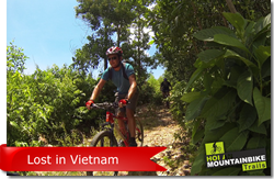 2 Days MTB tours - Hoi An - Lót in Vietnam